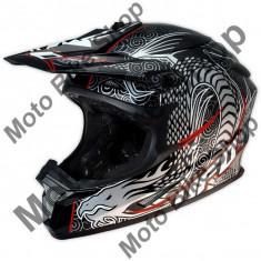 Casca motocross Ufo Spectra Dragon, S,