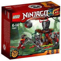 Atacul Stacojiilor - LEGO Ninjago