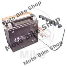 Baterie moto + electrolit 12V12AH / YTX14-BS / 6-ON,