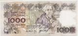 PORTUGALIA 1000 ESCUDOS 1994 AUNC