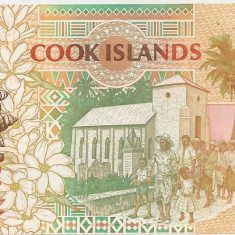 Cook Islands 20 Dolari 1992 Aunc