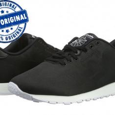 Pantofi sport Reebok Classic Nylon Jacquard pentru femei - adidasi originali - Adidasi dama Reebok, Culoare: Negru, Marime: 36, 37, 37.5, 38, 38.5, Textil