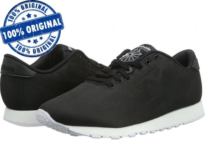 Pantofi sport Reebok Classic Nylon Jacquard pentru femei - adidasi originali