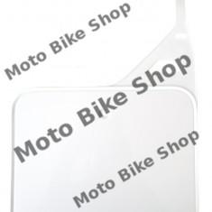 Plastic numar fata TM '95-'6 alb, - Componente moto