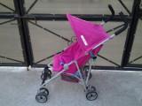 Kooki / Pink Line / carucior sport copii +6 luni  - 3 ani