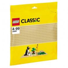 Placa de baza de culoarea nisipului - LEGO Classic