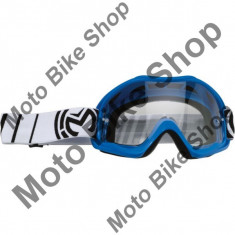 Ochelari motocross Moose Racing Softgoods Qualifier, albastru,