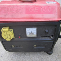 Generator 650w in stare buna de functionare - Generator curent