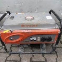 Generator curent 2000w einhell ste2500