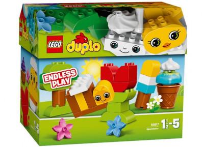 Ladita creativa LEGO foto