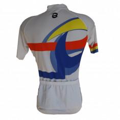Tricou Ciclism Romania Marimea M - Echipament Ciclism