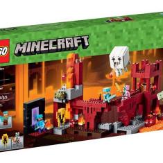 Fortareata din Nether - LEGO Minecraft