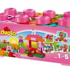Cutie roz completa pentru distractie LEGO DUPLO