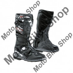 Cizme motocross TCX X-MUD, negre, 43,