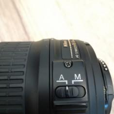Nikon ED 18-55 1:3.5-5.6 GII - Obiectiv DSLR