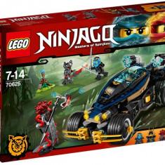 Vehiculul Samurai VXL - LEGO Ninjago