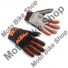 Manusi motocross KTM Pounce, portocaliu, M/9,