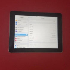 Apple iPAD 4 16GB Wi-Fi Only Model A1458 - Tableta iPad 4 Apple, Negru