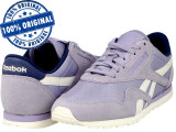 Pantofi sport Reebok Classic Nylon Slim Core pentru femei - adidasi originali, 38.5, Textil