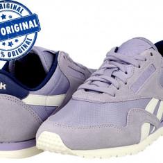 Pantofi sport Reebok Classic Nylon Slim Core pentru femei - adidasi originali - Adidasi dama Reebok, Culoare: Din imagine, Marime: 37, 38.5, 39, Textil