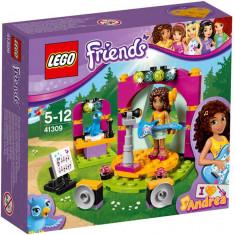 Duetul muzical al Andreei - LEGO Friends