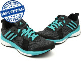 Pantofi sport Adidas Revenge Boost 2 pentru femei - adidasi originali, 40 2/3, Negru, Textil