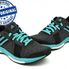 Pantofi sport Adidas Revenge Boost 2 pentru femei - adidasi originali - Adidasi dama, Culoare: Negru, Marime: 37 1/3, 38, 40, 40 2/3, Textil