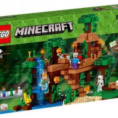 Casuta din jungla - LEGO Minecraft