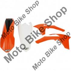 Kit plastice KTM EXC 2012, culoare originala,