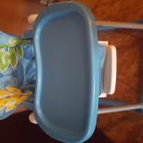Scaun de masa copii Primii Pasi