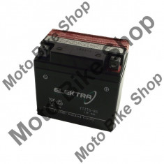 Baterie moto + electrolit 12V7Ah YTZ7S-BS MF,