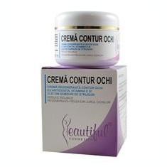 Crema Regeneranta Contur Ochi cu AntioxiVita Vitamina E si Ulei din Samburi Struguri Phenalex 50ml Cod: phn2 - Crema conturul ochilor
