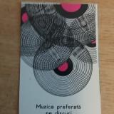 CCO 1968 - CALENDAR DE COLECTIE - TEMATICA RECLAMA - MUZICA - ANUL 1968 - Calendar colectie