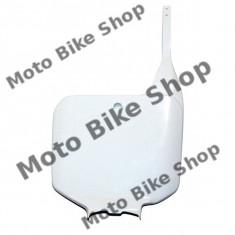 Plastic numar fata CR 125/250/500 '95-'1 alb, - Componente moto