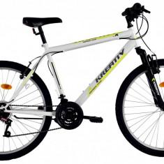 Bicicleta Kreativ 2603 (2017) Cadru 500mm Alb - Mountain Bike