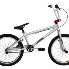 Bicicleta BMX DHS Jumper 2005 (2016) Culoare Gri-Rosu - Bicicleta copii