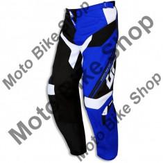 Pantaloni motocross Ufo Cluster, albastru/negru, 48, - Imbracaminte moto