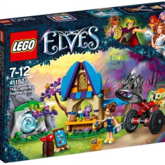 Capturarea lui Sophie Jones - LEGO Elves