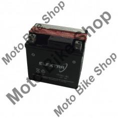 Baterie moto + electrolit 12V5Ah YTX5L-BS,