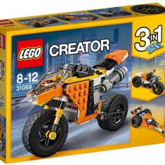 Motocicleta de oras - LEGO Creator
