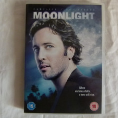 Moonlight - 4 dvd - Film actiune Altele, Engleza