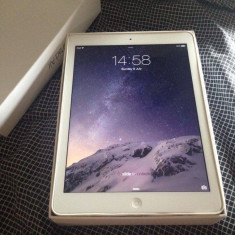 Tableta iPad Air Apple 1, Argintiu, 16 GB, Wi-Fi