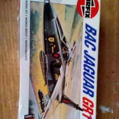 Bnk jc Avion - macheta - BAC Jaguar GR1 - Airfix - 1/72 - Macheta Aeromodel Alta