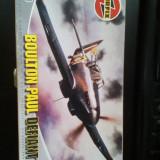 bnk jc Macheta Airfix - Bolton Paul Defiant NF 1 - 1/72