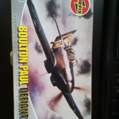 Bnk jc Macheta Airfix - Bolton Paul Defiant NF 1 - 1/72 - Macheta Aeromodel