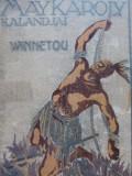 Winnetou (3 vol.) - colegate (lb. maghiara) -  Karl May