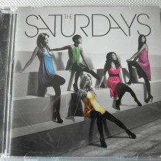 The Saturdays - Chasing Lights CD, universal records
