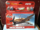 bnk jc Avion - macheta - Curtiss Tomahawk IIB - Airfix - 1/72