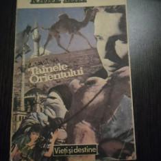 TAINELE ORIENTULUI - Karl May - Editura Logos, 1992, 220 p.