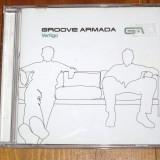 Groove Armada - Vertigo CD - Muzica Dance Altele